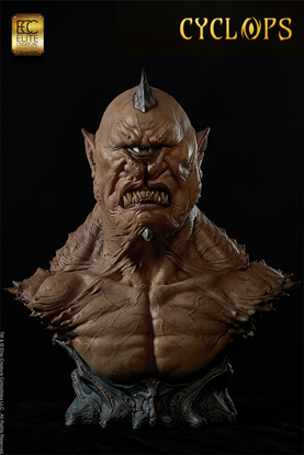 Picture of 1:1 SCALE CYCLOPS BUST