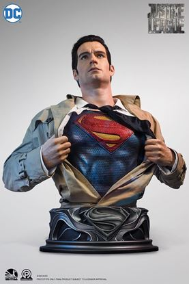 Picture of Infinity Studio X Penguin Toys: DC- Justice League Superman Life Size Bust