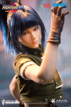 Picture of The King of Fighter 97 - Leona Collectible Action Figure