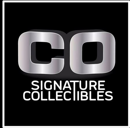 Picture for category CO SIGNATURE COLLECTIBLES