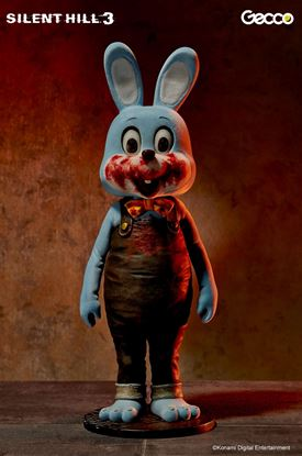 Picture of SILENT HILL 3: Robbie the Rabbit 1/6 Scale Statue (Blue Version)