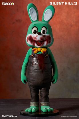 Picture of SILENT HILL 3: Robbie the Rabbit 1/6 Scale Statue (Green Version)