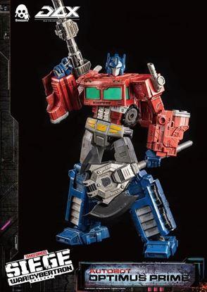 Picture of DLX Optimus Prime