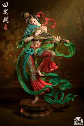 Picture of Elegant Beauties Dancer of Cloud Palace