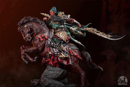 Picture of 1/7 Three-Kingdoms Generals - Guanyu