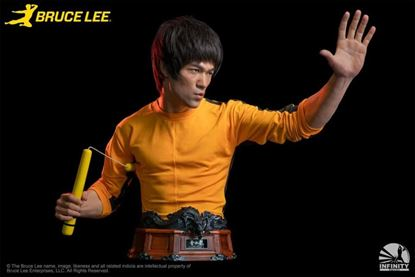 Picture of Bruce Lee Life Size Bust