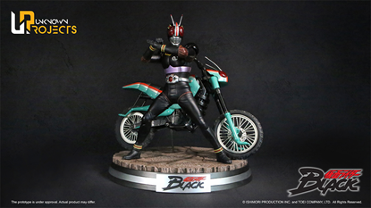 Picture of Masked Rider Black
