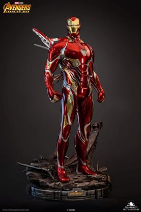 Picture of 1/2 IRON MAN MARK 50 STATUE