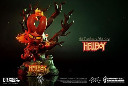 Picture of HELLBOY THE EXCALIBUR OF THE KING