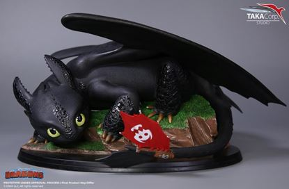 Picture of How To Train Your Dragon - Toothless